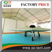 Tissus de toile en PVC Tentes militaires d'occasion à vendre