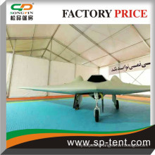 PVC canvas fabric Used Military tents for sale