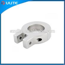 China Precisión CNC de mecanizado de corte de alambre piezas de repuesto