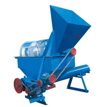 screen material crusher dan plastic crushing