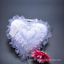 Свадебные украшения атласная высокого качества кольцо предъявителя подушку оптовая