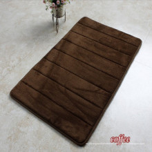 Memory Foam Anti fatiga Mat Microfibra antideslizante yoga Mat