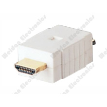 Gold Plated HDMI Insert Adapter