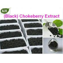 Экстракт черноплодной рябины (антоцианин5% -70%) CAS: 18466-51-8