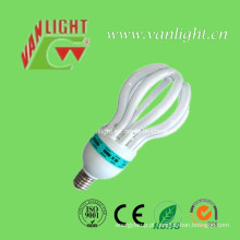 Economia de energia de luz 65W 85W 105W Lotus de alta potência CFL