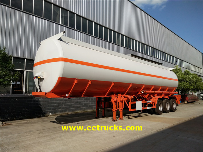 3 axle Oil Tank Trailers