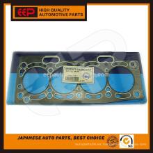 Auto Toyota Parts Junta de cabeza para Toytoa Corolla Starlet 2E 3E 11115-11010