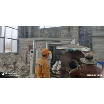Sulfur Smoke Filter Fume Extractor