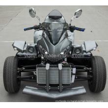 Стабильность 4 колеса Quad 250cc Road Legal EEC Approved