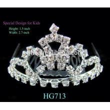 Corona cocina grifo corona real té luz titular corona mística sirena tiara