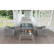 Outdoor and Garden Love Rattan Sofa Set