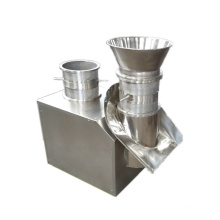 High efficient extrusion pellet granulator extruder machine