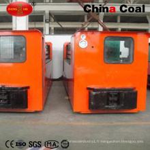 Locomotive diesel minière souterraine 5t