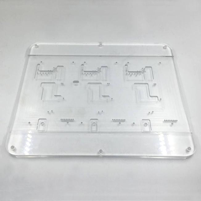CNC acrylic sheet