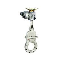 China made hot sale JKTL wafer pneumatic knife gate valve