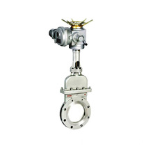 China made hot sale JKTL wafer pneumatic knife gate valve