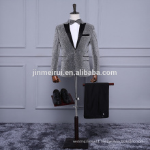2017 New Arrival Korea Style Men Suits Formal Evening Dresses Tuxeds Prom Gowns Elegant