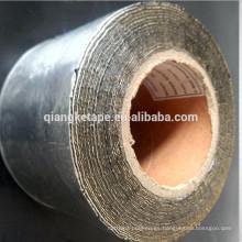 cinta de butilo de aluminio anticorrosión y cinta impermeable al aire libre