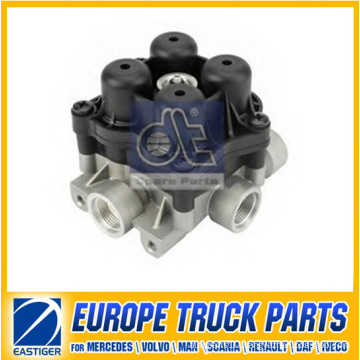Man Truck Parts of Multi-Circuit Protection Valve Dt: 3.72084