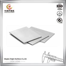 Placa de acero inoxidable galvanizada en caliente de la hoja 430 Acero inoxidable 316 de la fabricación