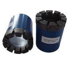 T6-116, T6-131 Impregnate Diamond Core Drill Bit