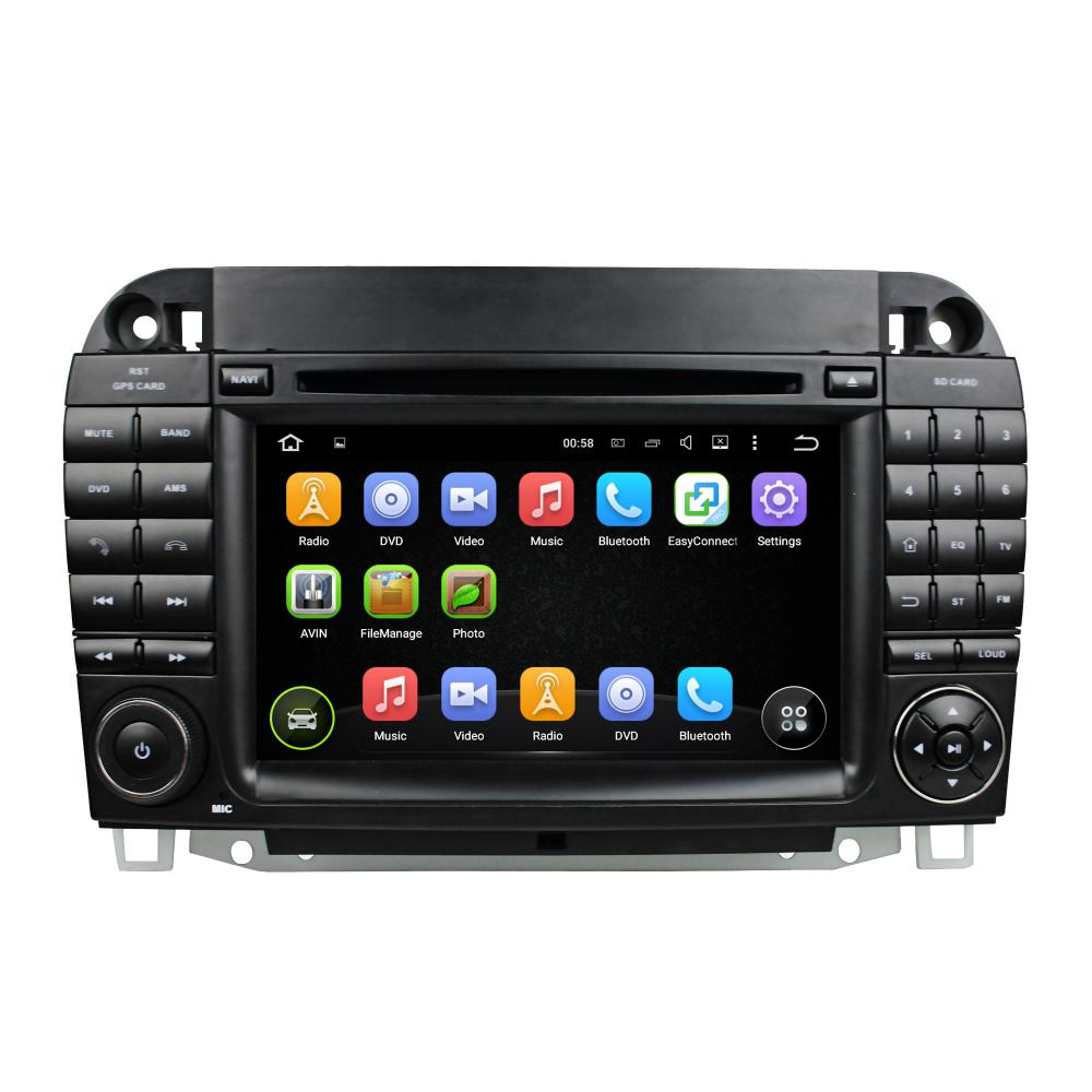 Android car DVD for Benz S-Class 1999-2006