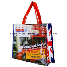 Heavy Duty Large Laminated Woven PP Reusable Shopping Bag