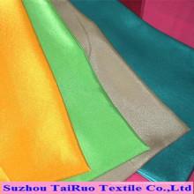 100% polyester taffetas avec haut quilting pour veste
