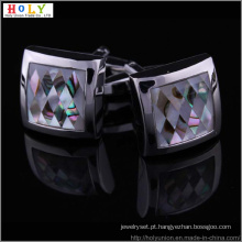 VAGULA diamante nova camisa abotoaduras (Hlk31443)