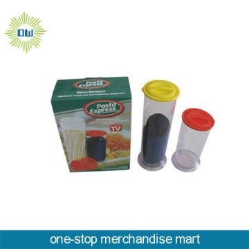 plastic pasta express set