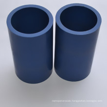 Low Friction Resistance PTFE Semi-Finished Pipe for CNC Machine