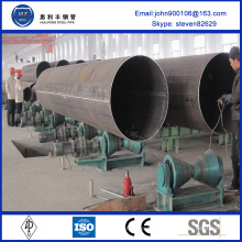 Produits en gros china api 5l x65 40inch lsaw steel pipe