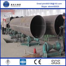 Hot-selling de alta qualidade de baixo preço de grande diâmetro soldado lsaw tubo de aço