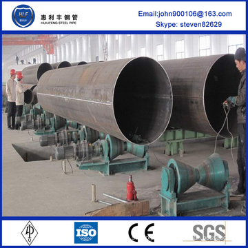 hot-selling high quality low price large diameter welded lsaw steel pipe