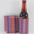 New Arrival Strips Design Neoprene Can Coolers