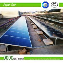 Solar Roof Power System Bracket