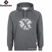 Fashion pullover long sleeve hoodies & sweatshirts wholesale with blank