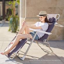 Silla plegable al aire libre plegables silla de camping silla plegable de la playa