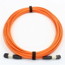 MPO MTP 50/125 12 Cores 3.0mm Fiber Optic Cable Patchcord