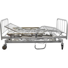 hospital five function epoxy power coated electric lift bed
