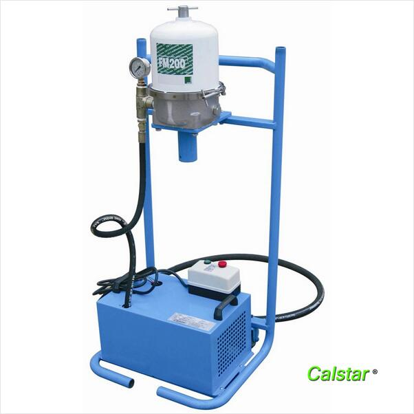 Centrifugal oil cleaning machines