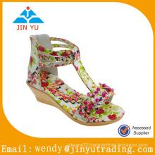 High heel shoes for children