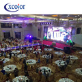 Hotel Big Led Video Screen Wall P5