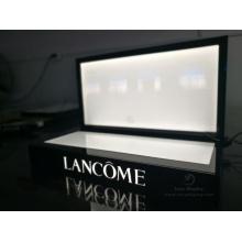 Affichage de lumière LED de cosmétiques