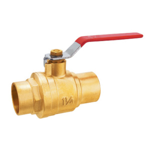 3/4 Brass Ball Valve NPT Full Port