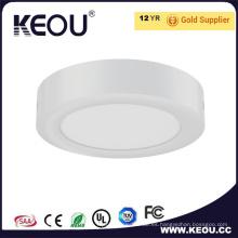 Fresco interior Panel de techo LED blanco 6000k 18W 8 pulgadas fábrica/fabricante