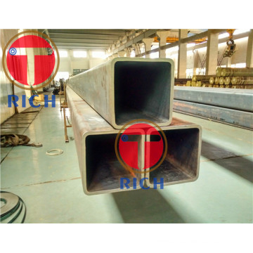 ERW / Seamless Carbon Steel Square / Rectangular Steel Tube