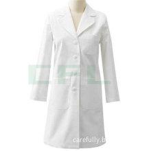 Hospital Uniforms Wholesale White Lab Coat for Doctor