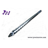 injection screw barrel, bimetallic screw barrel