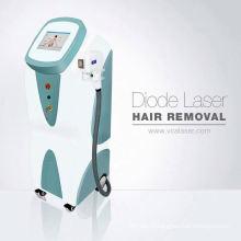 Большой размер пятна лазера диода удаления волос 808nm Haarentfernung Diodenlaser